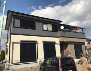 名古屋市中川区 T様邸 外壁・屋根塗装工事