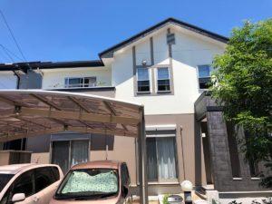 津島市 H様邸 外壁塗装・屋根塗装