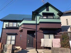 弥富市 K様邸 外壁・屋根塗装工事
