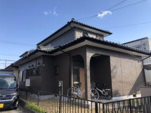 桑名市長島町 K様邸 外壁塗装工事