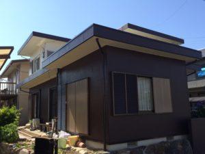 弥富市 K様邸 外壁塗装・屋上防水工事