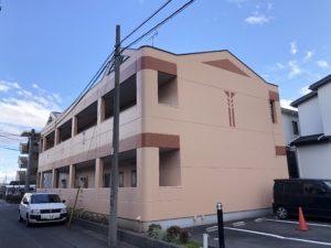 岩倉市 G岩塚様  東建  外壁塗装工事