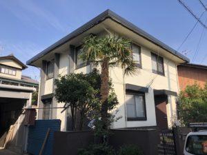 一宮市 S様邸 外壁・屋根塗装工事