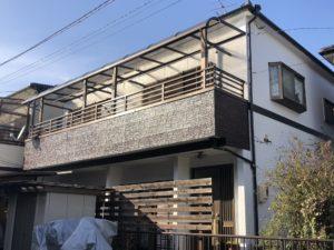 一宮市 K様邸 外壁塗装・屋根漆喰工事