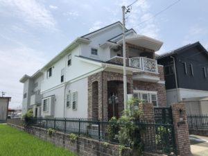 弥富市 H様邸 外壁・屋根塗装工事