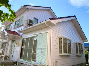 津島市 H邸様 外壁塗装工事