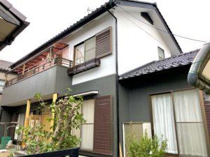 弥富市 T様邸 外壁塗装・屋根漆喰工事