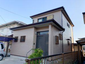 弥富市 A様邸 外壁・屋根塗装工事