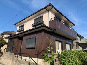 桑名市 H様邸 外壁・屋根塗装工事