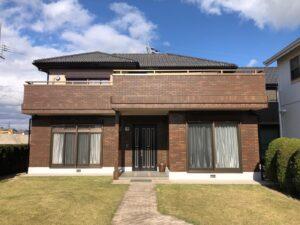 あま市 M様邸 外壁塗装・屋根漆喰工事