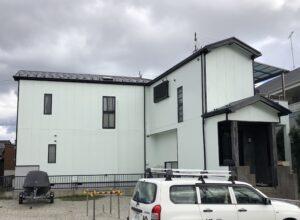 津島市 S様邸 外壁・屋根塗装工事