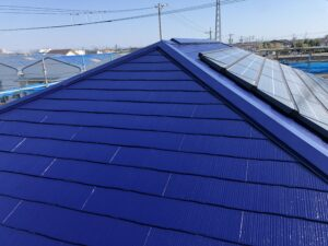 津島市 M様邸 屋根塗装工事