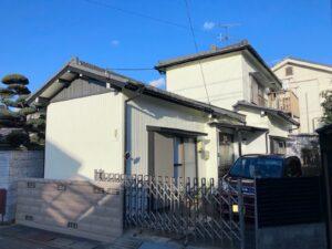 清須市 K様邸 外壁塗装・屋根漆喰工事