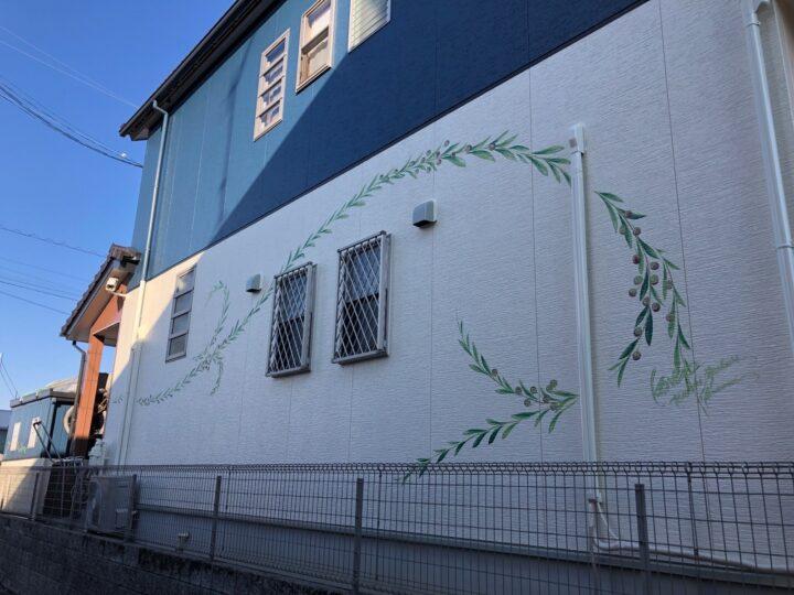 デザイン塗装(外壁)