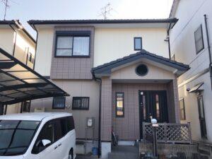 羽島市 Y様邸 外壁塗装工事