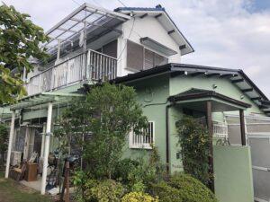 海部郡蟹江町 K様邸 外壁塗装・屋根工事