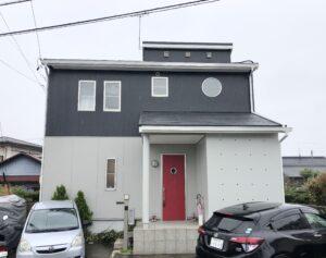 稲沢市 I様邸 外壁・屋根塗装工事