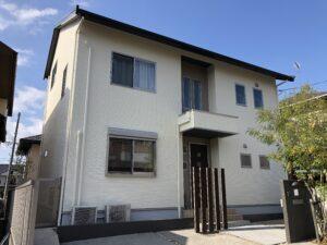 桑名市 A様邸 外壁・屋根塗装工事
