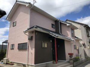 津島市 K様邸 外壁・屋根塗装工事