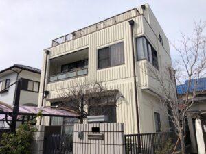 津島市 S様邸 外壁塗装・防水工事