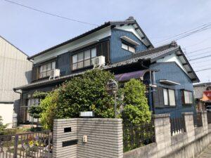 津島市 N様邸 外壁塗装・屋根漆喰工事