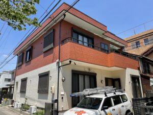 名古屋市中川区 A様邸 外壁塗装・防水工事