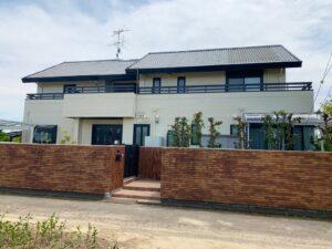 稲沢市 A様邸 外壁塗装・防水工事