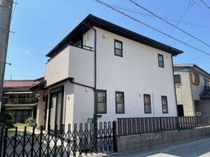 弥富市 N様邸 外壁・屋根塗装工事