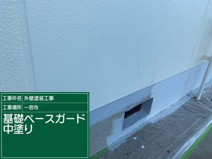 基礎塗装(中塗り)
